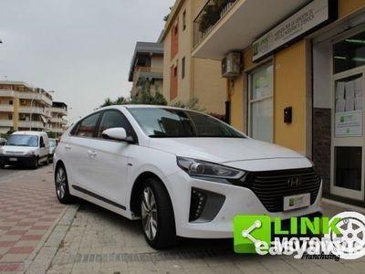 used Hyundai Ioniq 1.6 plug-in hybrid dct style elettrica-benzina