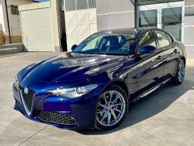 usata Alfa Romeo Giulia 160 CV AT8 super 2018