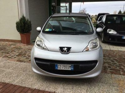usata Peugeot 107 1400 HDI Neopatentati