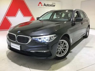 usata BMW 520 Touring d Business auto