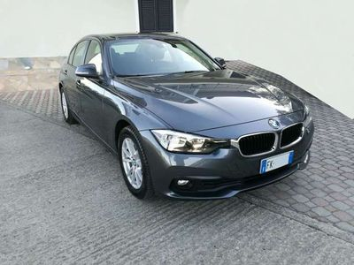 begagnad BMW 318 Gran Turismo Serie 3 G.T. (F34) Business Advant