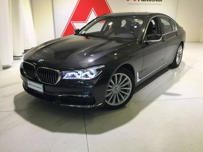used BMW 730 SERIE 7 Serie 7 (g11/g12) d Xdrive Luxury