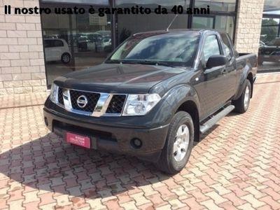 usata Nissan King Navara 2.5 dCi 2 porteCab SE