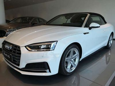 usata Audi A5 Cabriolet 40 TFSI S tronic Business Sport