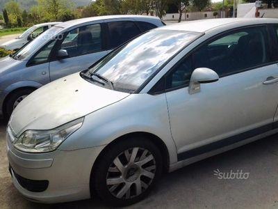 usata Citroën C4 1.6 HDi 110CV VTR