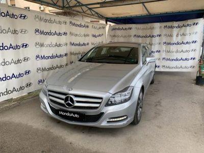 używany Mercedes CLS350 CDI SW BlueEFFICIENCY 4Matic rif. 11207163