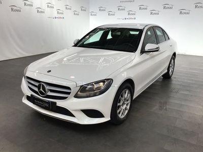 usata Mercedes C200 d Executive 200 d Executive