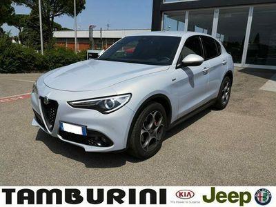 usata Alfa Romeo Stelvio 2.2 190 CV AT8 Q4 Sprint PELLE NAVI
