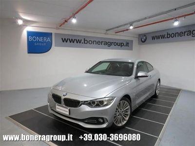 usado BMW 420 Serie 4 d Coupé Luxury