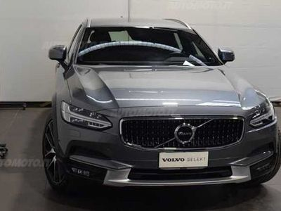 brugt Volvo V90 CC D4 AWD Geartronic