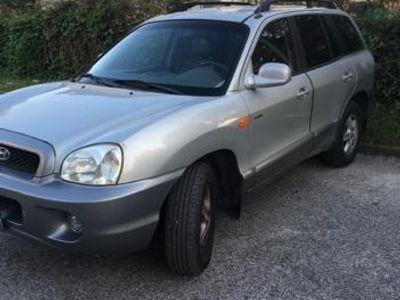 used Hyundai Santa Fe 2500