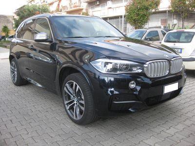 second-hand BMW X5 M M50d Strafull Da Vetrina
