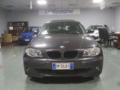 usata BMW 118 D CAT 5 PORTE, FUTURA, XENON, TETTO APRI