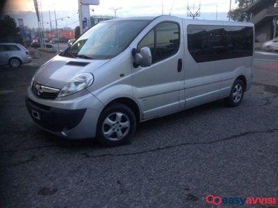 used Opel Vivaro 27 2.0 CDTI 120CV PC-TN Combi 9 posti Fap rif. 10527548