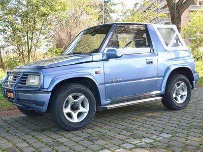used Suzuki Vitara 1.6i cat Cabriolet JLX P.Pack