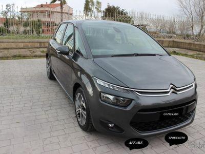 gebraucht Citroën C4 Picasso MY 2017 5 POSTI AUTOMATIK 2.0