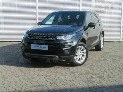usata Land Rover Discovery Sport 2.0 TD4 150 CV SE del 2017 usata a Pineto