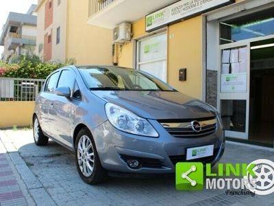 usata Opel Corsa Corsa1.2 80 CV 5p. GPL-TECH Enjoy