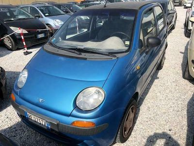 usata Chevrolet Matiz 800i cat S Smile