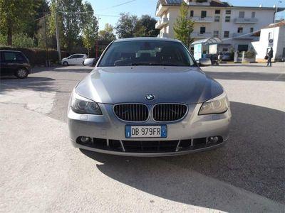 usata BMW 530 d Touring Futura