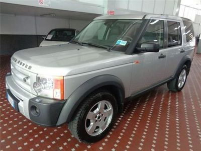 używany Land Rover Discovery 3 2.7 TDV6 SE
