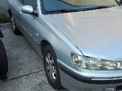 second-hand Peugeot 406 - 2000