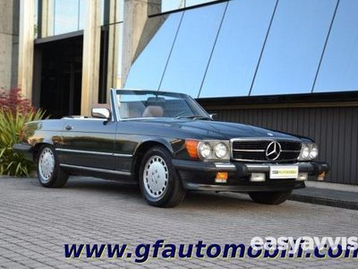 begagnad Mercedes 560 slhard - top * revisionata benzina