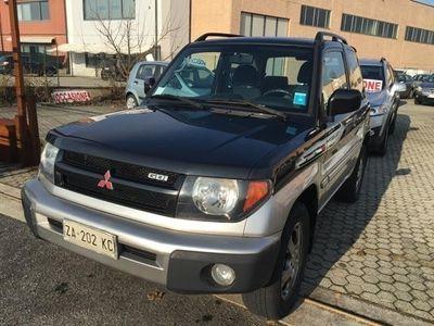 usata Mitsubishi Pajero Pinin Pinin 1.8 16v Gdi 3 Porte Usato