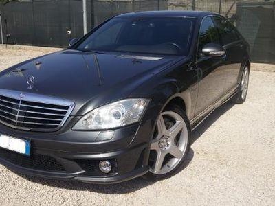 usata Mercedes S65 AMG ClasseAmg V-max Lunga Usato