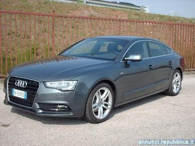 usata Audi A5 SPB 2.0 TDI 177 CV multitronic S-line rif. 7611545