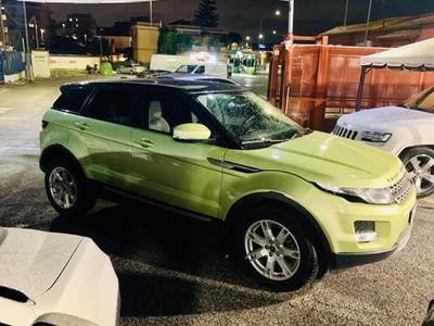 usata Land Rover Range Rover evoque 2.2 TD4 5p.