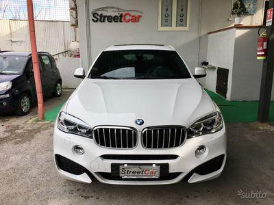 usata BMW X6 M 4.0D 313Cv Strafull Tetto/Head Up Display