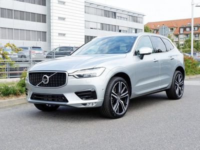 usata Volvo XC60 T6 Awd Geartronic Rdesign B&w Massages.