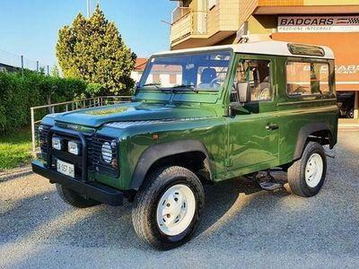 usata Land Rover Defender defender90 2.5 tdi 300 interamente restaurato