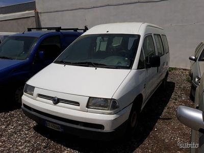 second-hand Fiat Scudo - 2003 1.9 d. 9 posti opel vectra s.w