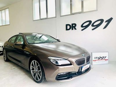 usata BMW 640 Serie 6 G.C. Gran Coupé Luxury INDIVIDUAL