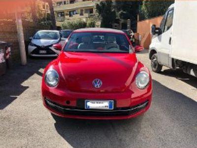 brugt VW Maggiolino Cabrio
