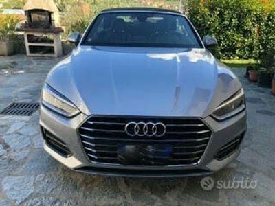 usata Audi A5 Cabriolet A5 2.0 TDI 190 CV quattro S tronic Design