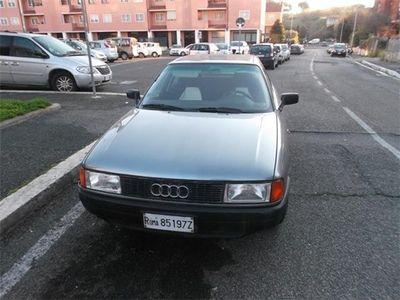 usata Audi 80 1.8 cat S GPL