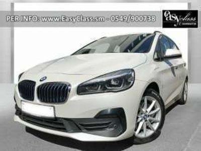 usata BMW 225 Active Tourer xe iPerformance aut. LED CRUISE NAVI Elettrica/Benzina