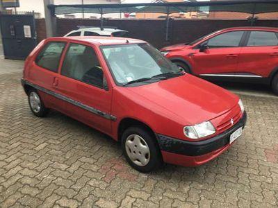 usata Citroën Saxo 1.1i cat 3 porte BASE! UNICA PROPRIETARIA!