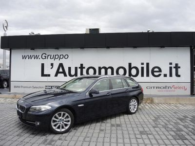 used BMW 520 d Touring Futura