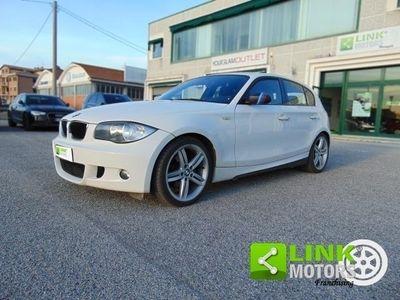 gebraucht BMW 118 Serie 1 d 5 Porte M Sport (E87), anno 2008, manutenzione curata, totalmente finanziabile