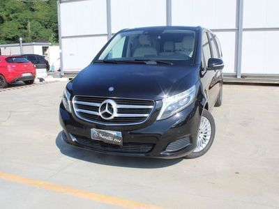 usata Mercedes V220 Classe Vd Automatic 4Matic Sport Business Extralong