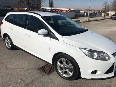 second-hand Ford Focus Focus 1.6 TDCi 115 CV SW Titanium
