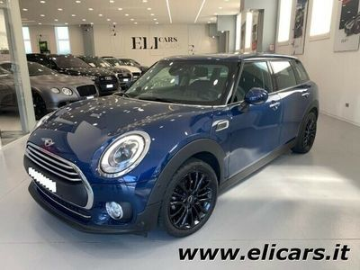 usata Mini One Clubman 1.5 D Business Automatica