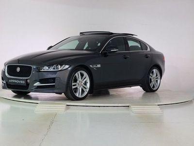 usado Jaguar XE 2.0 D Turbo 180CV aut. R-Sport