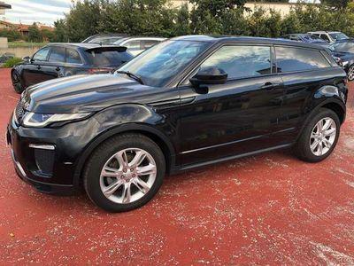 usata Land Rover Range Rover evoque 2.0 TD4 180 CV Coupé Dinamik Panorama Automatic