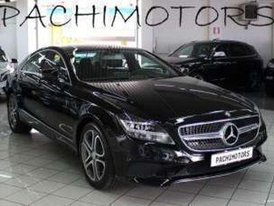 usata Mercedes CLS220 BlueTEC Sport usato