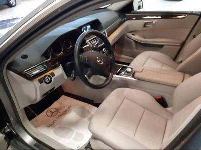 usata Mercedes E220 CDI S.W. BlueEFFICIENCY Elegance
